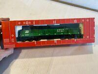HO scale Atlas Burlington Northern RR U33C #8504