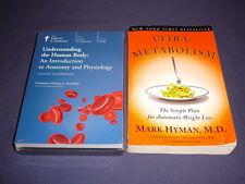 Teaching Co Great Courses DVDs       UNDERSTANDING THE HUMAN BODY    new + BONUS