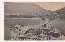 South Africa, Open Air Concert Hall, Promenade Pier Cape Town Postcard, B140