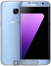 Samsung Galaxy S7 Edge 32GB G935F - Blue - Unlocked - Pristine Condition