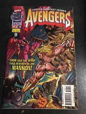Avengers#398 Incredible Condition 9.4(1998) Deodato.jr Art!!