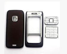 Black Faceplate Housing Fascia Facia Cover case for Nokia e65  ---0000-