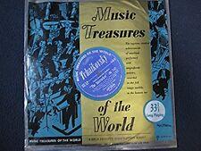 Music Treasures of the World: Johann Strauss and Tchaikovsky [Vinyl] Johann St..