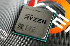 Ryzen 5 3400 Advanced Processing Unit Integrated AMD GPU 2 Gb