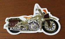 Harley Military 45 WL Army Patch New (942)