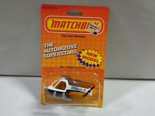 Matchbox New Model MB75 Ferrari Testarossa Mispack Helicopter Rescue