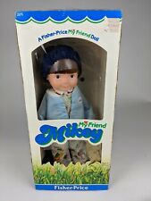 "Vintage 1982 Fisher-Price My Friend Mikey Doll 16"" Tall Boy #205"