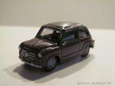 Coches, camiones y furgonetas de automodelismo y aeromodelismo color principal marrón de escala 1:87