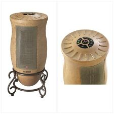 Designer Electric Oscillating Ceramic Space Heater Tower Stand Home Office Decor