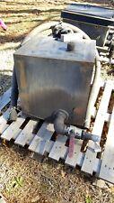 Hydraulic Oil Tank Reservoir - 50 Gallons - Side Mount - 13 Gauge Steel