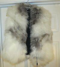 Marengo Exclusive Fox Fur Vest sz 42 - NWT!!