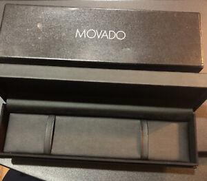 Movado Watch Case Box Original