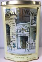 Twinings Earl Gray Tea London Metal Tin Vintage Storage Container Strand Today