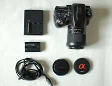 Sony Alpha DSLR A580 Spiegelreflex Digitalkamera Fotoapparat Camera Camcorder