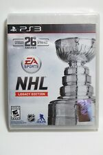 PS3 - NHL LEGACY EDITION EA Sports **Brand New Sealed**