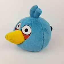 Angry Birds Soft Plush Toy Blue