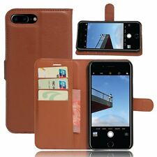 iPhone 7 Plus Case Folio Leather Wallet Case Cover With Kickstand & Card Slots