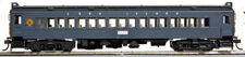 HO MUmP54 Long Island Dashing Dan Pwd Coach w/Aluminum Windows Car#4143(1-94784)