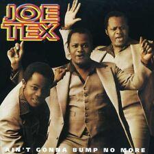 Joe Tex - Ain't Gonna Bump No More [New CD] UK - Import