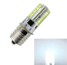 USA Shipping 10pcs E17 C9 LED Light Microwave Bulb 80 3014 SMD Lamp 120V/6500K