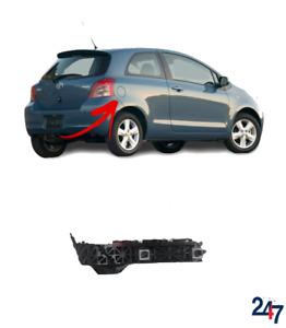 Pare-Chocs Support Droit Pour Toyota Yaris 2006 - 2009