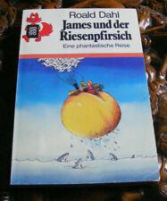 Roald Dahl - James und der Riesenpfirsich - Eine phantastische Reise