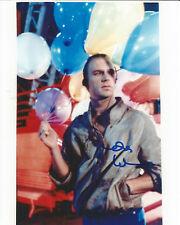 Hand Signed 8x10 photo ANDREAS WISNIEWSKI THE LIVING DAYLIGHTS JAMES BOND + COA