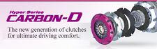 EXEDY CARBON-D Twin PLATE CLUTCH KIT FOR Impreza WRX WagonGGB (EJ207)