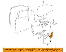 GM OEM Front Door-Window Motor 22725061