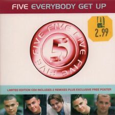 Five(CD Single)Everybody Get Up-New