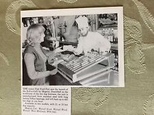 a2a ephemera 1981 picture article Roll a grill magrini walsall