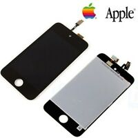 Kit DISPLAY LCD +VETRO TOUCH SCREEN PER APPLE IPOD TOUCH 4°RETINA NUOVO Nero