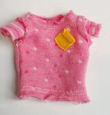 Tangkou Blythe Barbie Pullip BJD Doll T-shirt