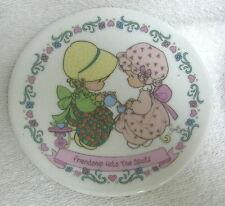 Precious Moments 1994 Collector Plate Friendship Friends Tea