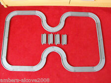 TOMY TOMICA THOMAS AND FRIENDS-24 PIECE ROAD TRACK LAYOUT, FOR BERTIE/BULGY BUS