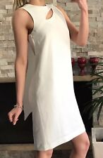 ⭐️ Women's COUNTRY ROAD Brand NWOT Size 4 Off White Cape Dress RRP $179 ⭐️