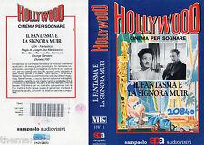 Il fantasma e la signora Muir (1947) VHS Sampaolo Video