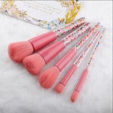 5pcs Hot Makeup Brushes Set Face Cosmetic Eye Shadow Blush Brush Make Up Tool