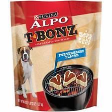 New listing Purina Alpo Made in Usa Facilities Dog Treats, Tbonz Porterhouse Flavor - 45 oz.