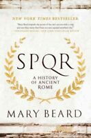 SPQR : A History of Ancient Rome, Paperback by Beard, Mary, Acceptable Condit...