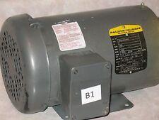 Baldor Electric Motor 1 HP, 3 Ph, 690 Volts, 1425 RPM, Fr. 145TC 35A002 50Hz