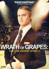 Wrath of Grapes - The Don Cherry Story II (Can New DVD