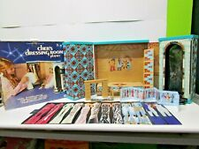 Vintage 1970's Mego Cher Dressing Room Playset with box