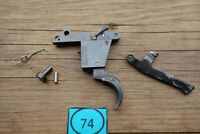 Winchester Model 70 Post 64 Trigger Assembly W/ Bolt Stop Canjar Made RARE!