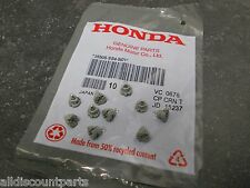 GENUINE OEM HONDA NEO-WEDGE CLOCK LIGHT BULB T3 10-PACK ACCORD ODYSSEY
