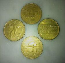 4 monete da collezione Lire 200 speciali 1981, 1989, 1990, 1993