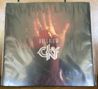 "New 7"" CKY 96 quite bitter being/hellview 7"" 2003 vinyl bam margera Hot Topic"