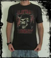 **Slayer T-Shirt** Unisex Retro Rock Vest Tank Top **Sizes S M L XL**