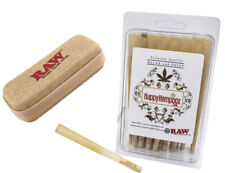 RAW Classic KING SIZE Pre-Rolled Cones (50 Pack)+ raw cone wallet case