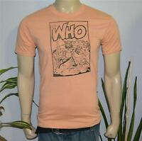 RaRe *1980s THE WHO* vintage concert tour band t-shirt (M) 70s 80s Rock Tee